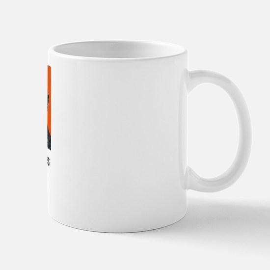 An eye for an eye... Mug