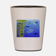 Kelp Edge Action ps Shot Glass
