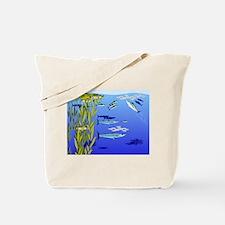 Kelp Edge Action ps Tote Bag