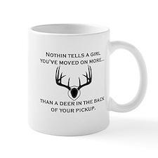 Deer in the Back of your Pickup Mug