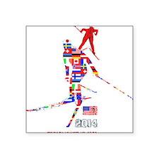 Birkie T 2014 Sticker