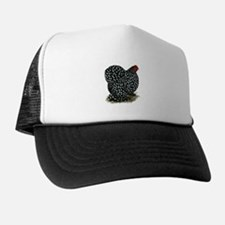 Cochin Black Mottled Hen Trucker Hat