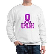 O is for Oprah Jumper