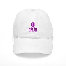 O is for Oprah Baseball Cap