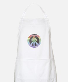 Peace and Love Apron