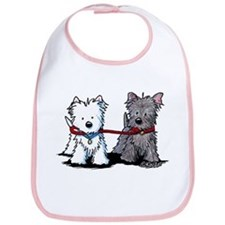 Terrier Walking Buddies Bib