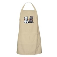 Terrier Walking Buddies Apron