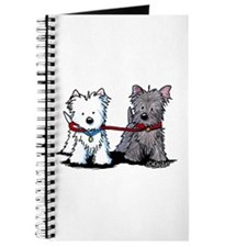 Terrier Walking Buddies Journal