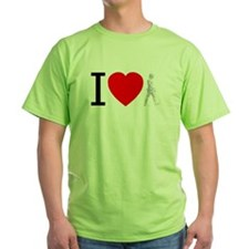 Cute Nobody's T-Shirt