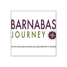 Barnabas Logo with Web Sticker