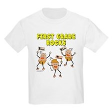 First Grade Rocks T-Shirt