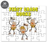 First grader Puzzles