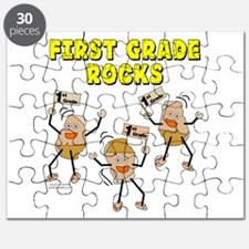 First Grade Rocks Puzzle