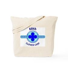 88th Infantry Division Clover Leaf Tote Bag