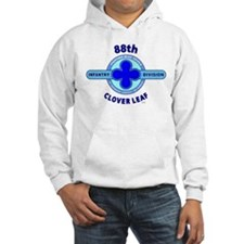 88th Infantry Division Clover Leaf Hoodie