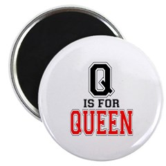 Q is for Queen 2.25