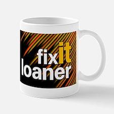 fixIT Loaner Mug