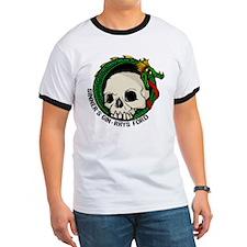 Rhys Ford Sinner's Gin Tattoo Tour Design T-Shirt