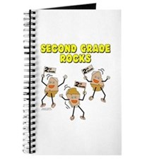 Second Grade Rocks Journal