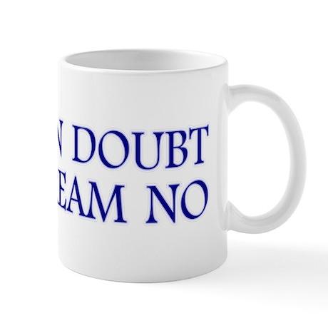 Just Scream No Mug