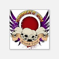 Sinner's Gin World Tour Design Sticker