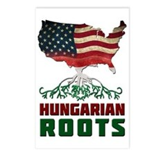 American Hungarian Roots Postcards (Package of 8)