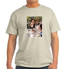 Charles Robinson Ash Grey T-Shirt