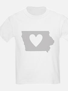 Heart Iowa T-Shirt