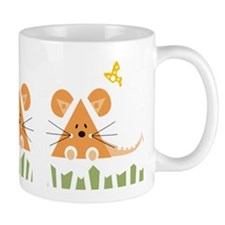 Mice and Cheese Mug