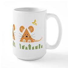Mice and Cheese Mug