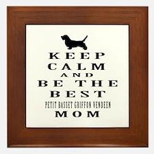 Keep Calm Petit Basset Griffon Vendeen Designs Fra