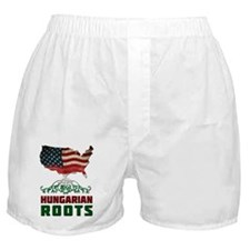 American Hungarian Roots Boxer Shorts