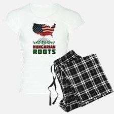 American Hungarian Roots Pajamas