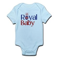 The Royal Baby Infant Bodysuit