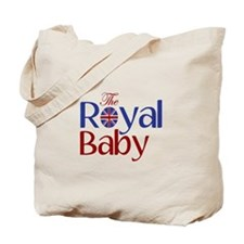 The Royal Baby Tote Bag