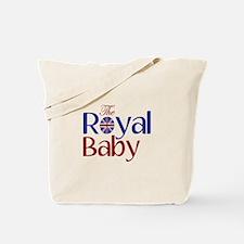 The Royal Baby Tote Bag