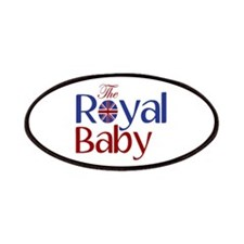 The Royal Baby Patches