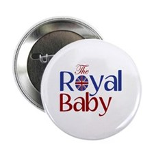 "The Royal Baby 2.25"" Button (10 pack)"