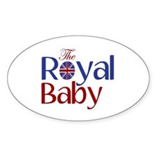 The Royal Baby Decal