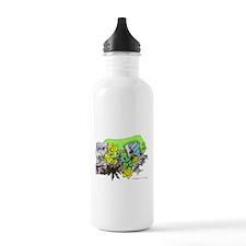 Dragons Crystal Garden Water Bottle