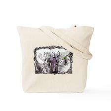 Forest Druids Celtic Fantasy Art Tote Bag