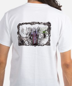 Forest Druids Celtic Fantasy Art Shirt