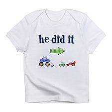 Cool Twin Infant T-Shirt