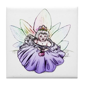 Fairy Child Princess, Fantasy Art Gifts For Girls original fantasy art by Janice Moore