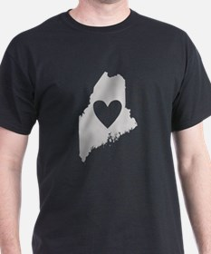 Heart Maine T-Shirt