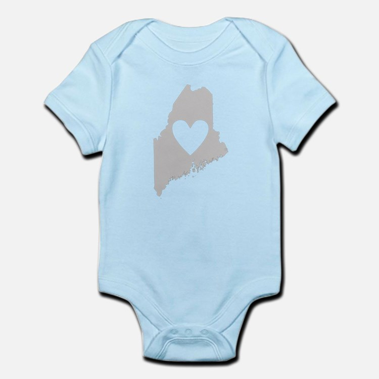 Heart Maine Infant Bodysuit