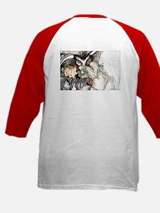 Nephilim Dragon Fantasy Art Kids Baseball Jersey
