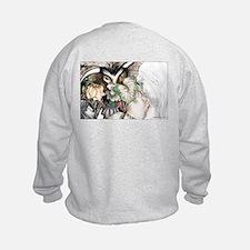 Nephilim Dragon Fantasy Art Sweatshirt