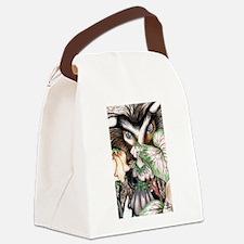Nephilim Dragon Fantasy Art Canvas Lunch Bag