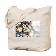 Dragon vs Fairy Eve Tote Bag